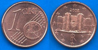 Italia 1 cent