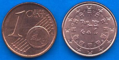 Portogallo 1 cent