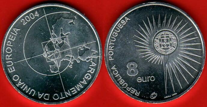 Portogallo 8 Euro 2004