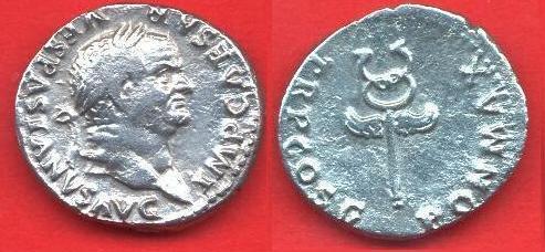 Vespasiano - Denario