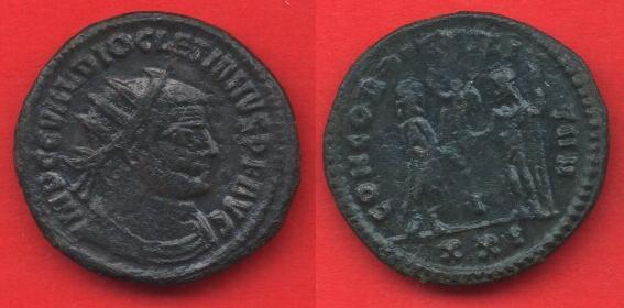 Diocletianus (284 - 305 d. C.)