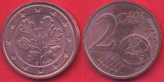Germania 2 cent