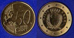 Malta 50 cent 2008 - ....