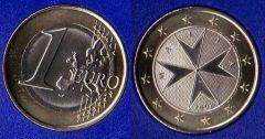 Malta 1 euro 2008 - ....