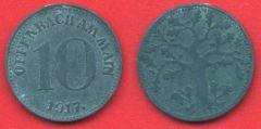 10 Pfennig Notmünze Offenbach 1917