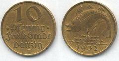10 Pfennig 1932