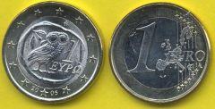 Grecia 1 Euro