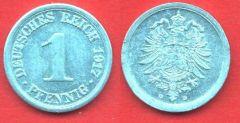 1 Pfennig Impero tedesco (1916 - 1918)