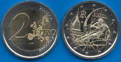 Italia 2 Euro commemorativa 2006