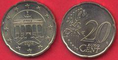 Germania 20 cent 2002 - 2006
