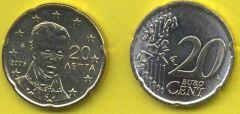 Grecia 20 cent