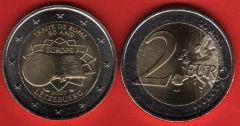 Lussemburgo 2 Euro Commemorativa 2007