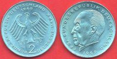 2 marchi Repubblica Federale Tedesca (1969 - 1987)
