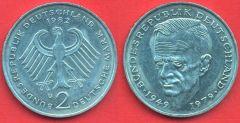 2 Marchi Repubblica Federale Tedesca (1979 - 1993)