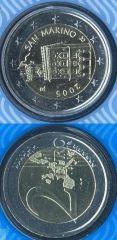 San Marino 2 Euro