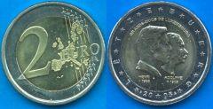 Lussemburgo 2 Euro commemorativa 2005