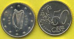 Irlanda 50 cent 2002 - 2006