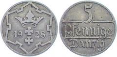5 pfennig 1928