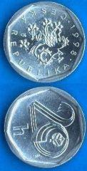 Repubblica Ceca (1993 - ....) 20 Heller