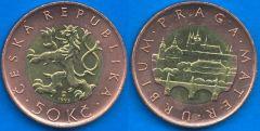 Repubblica Ceca (1993-....) 50 Korun