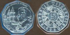 5 Euro Argento 2006