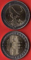 Germania 2 Euro Commemorativa 2007