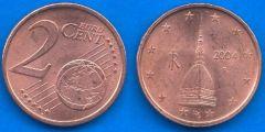 Italia 2 cent