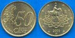 Italia 50 cent
