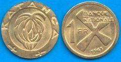 Katanga 1 franco