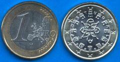 Portogallo 1 Euro
