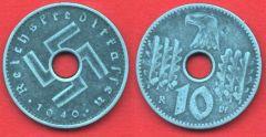 10 Pfennig Reichkreditkassen 1940-1941