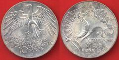 10 Marchi Repubblica Federale Tedesca (Olimpiadi 1972)