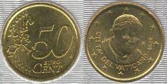 Vaticano 50 cent (2006 - ....)