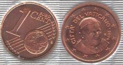 Vaticano 1 cent 2006-....