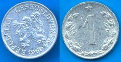 Seconda Repubblica Cecoslovacca (1945-1960) 1 Heller 1953-1960