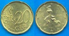 Italia 20 cent