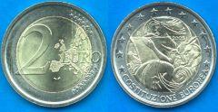 Italia 2 Euro commemorativa 2005