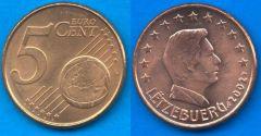 Lussemburgo 5 cent
