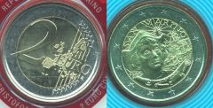 San Marino 2 Euro Commemortaivo 2006
