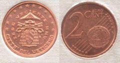 2 cent Sede Vacante MMV