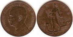 5 centesimi Italia su Prora