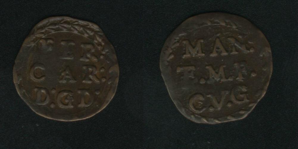 Soldo di Mantova, Ferdinando Carlo Gonzaga