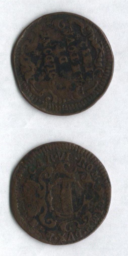 Soldone di Mantova, Carlo VI d'Asburgo