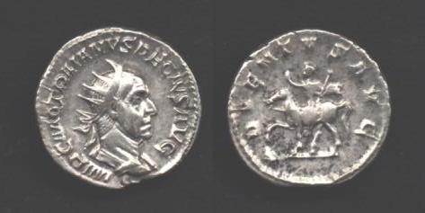 Traiano Decio - Antoniniano