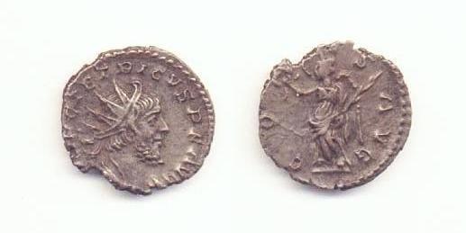Tetrico I padre - Antoniniano