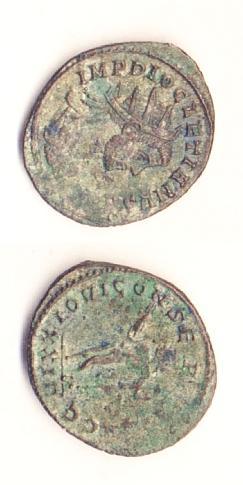 Diocleziano - Antoniniano