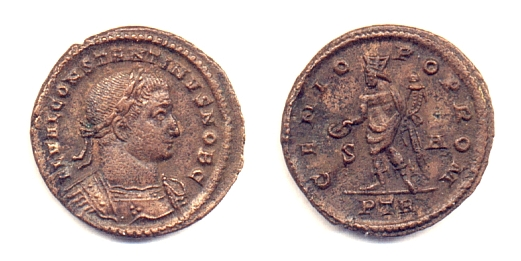 Costantino I - Follis