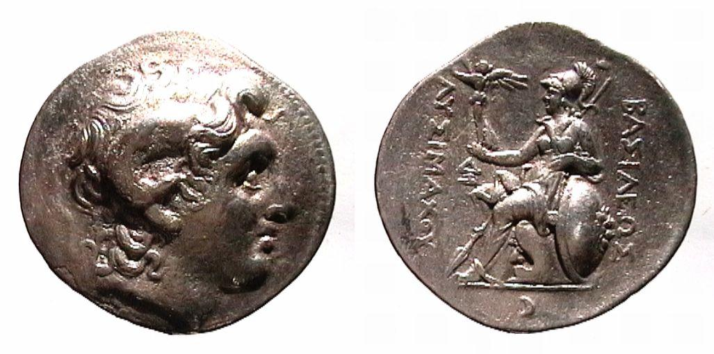 Lysimachos - Tetradramma