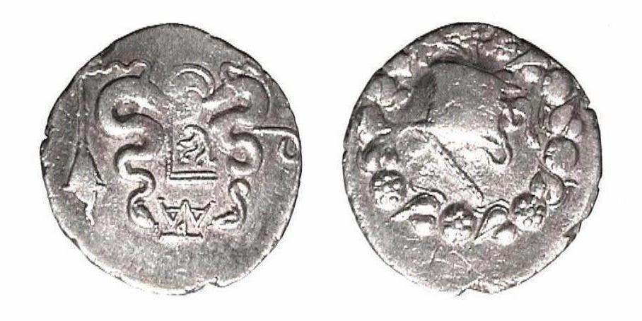 Pergamon - Tetradramma cistoforico