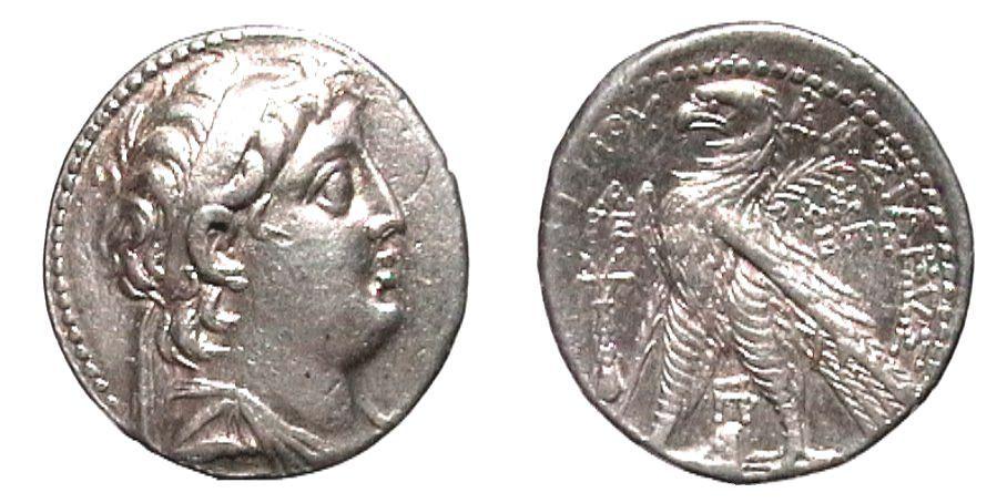Demetrios II - Tetradramma